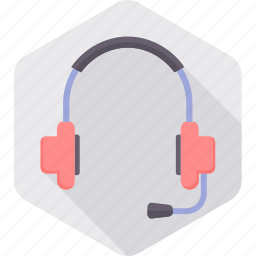 audio, headset, microphone, music, sound, speaker, volume icon