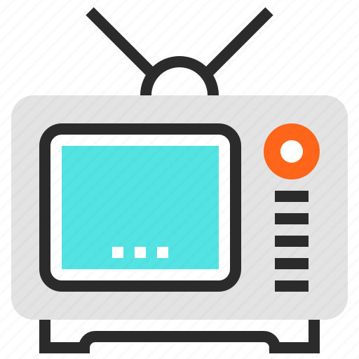 Electronics, entertainment, media, multimedia, screen, television, tv icon - Download on Iconfinder