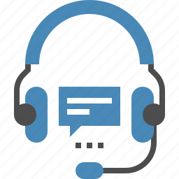 communication, entertainment, headphones, headset, media, sound, support icon