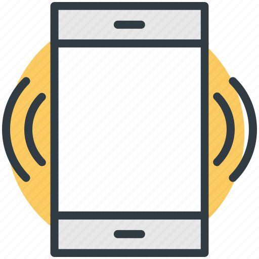 mobile music, mobile ringing, mobile sound, mobile vibrating, mobile volume icon