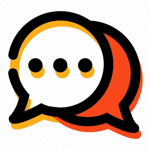 Chat, chating, chatting, communication, massage icon - Download on Iconfinder