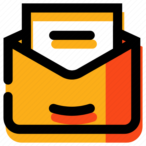 Chat, communication, mail, massage, unread icon - Download on Iconfinder