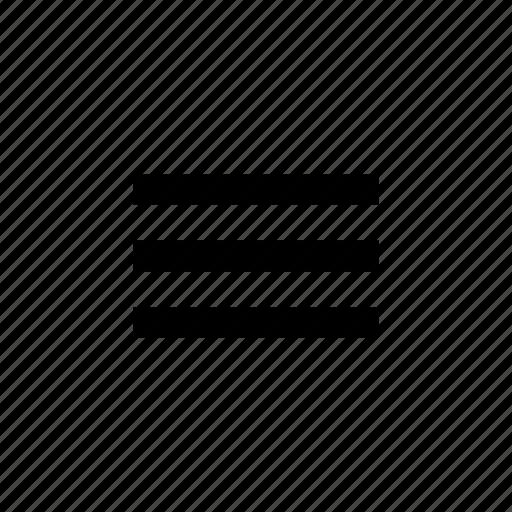 hamburger, menu, side icon