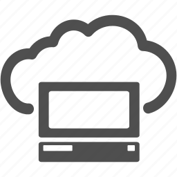 cloud, communication, computer, connection, internet, network icon