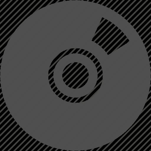 cd, data, disc, disk, download, guardar, save, storage icon