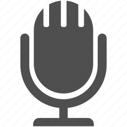 chat, microphone, recording, speech, talk, voice icon