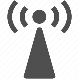 antenna, internet, signal, technology, wifi, wireless icon