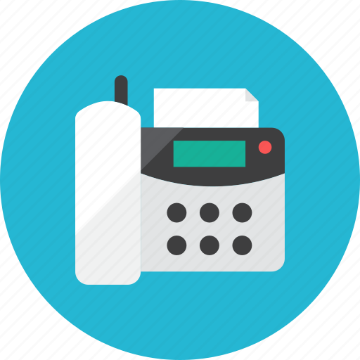 Fax icon - Download on Iconfinder on Iconfinder