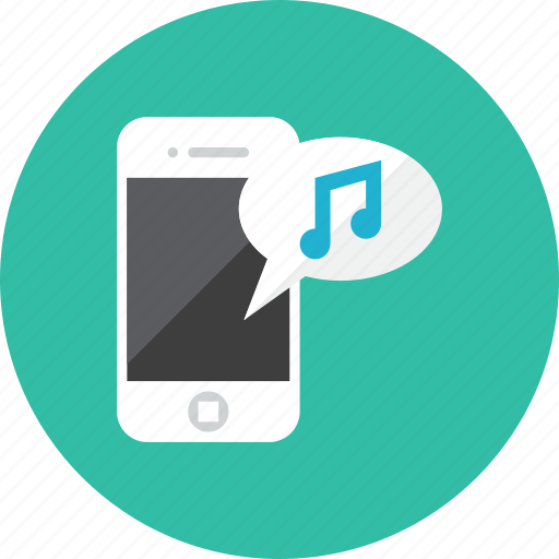 Music, smartphone icon - Download on Iconfinder