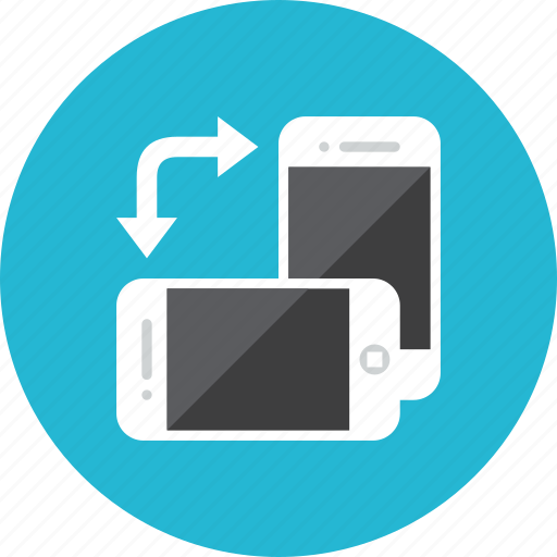Rotate, smartphone icon - Download on Iconfinder
