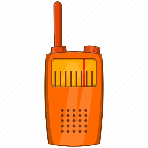 cartoon, communication, military, radio, technology, transceiver, war icon