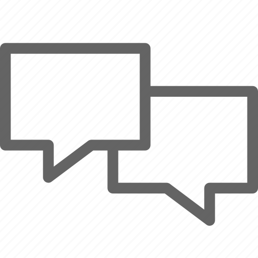 chatting, communication, conversation, dialog icon