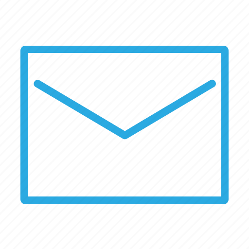 email, mail, new email, newsletter, notification icon