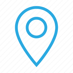 locate, location, pin, pinpoint icon