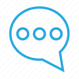 message, receive a message, text, text message icon