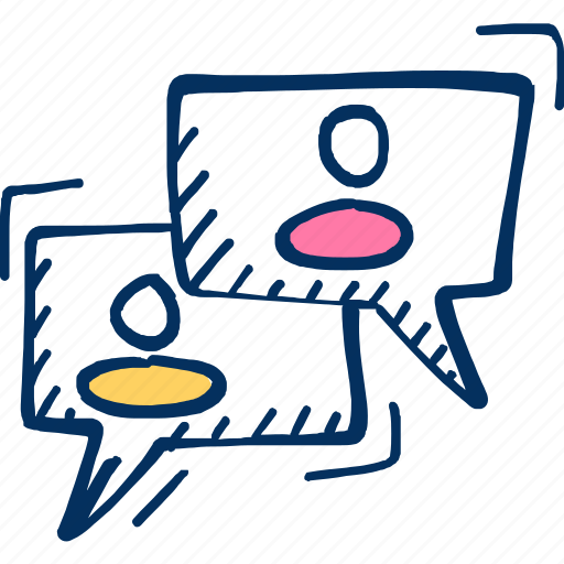 consulting, customer, feedback icon icon