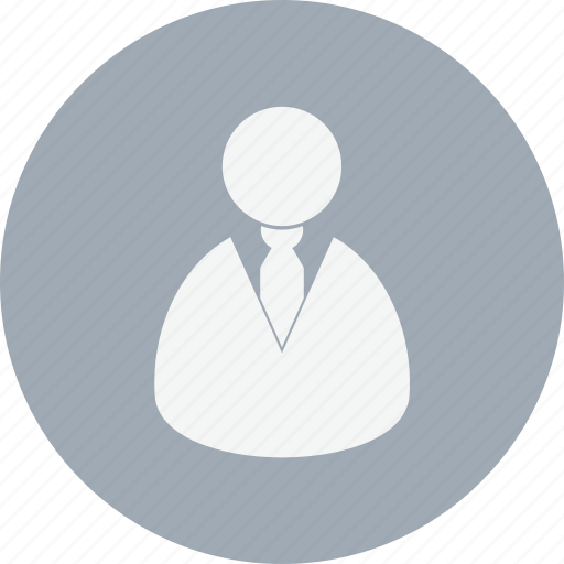 manager, media, notification, user icon