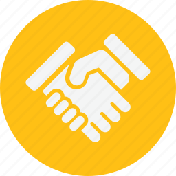 agreement, handshake, media, notification icon