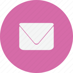 email, media, message, notification icon