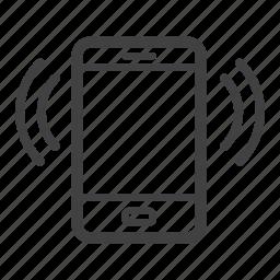 mobile, phone, smartphone icon