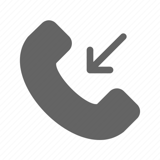 Answer, call, incoming, phone icon - Download on Iconfinder
