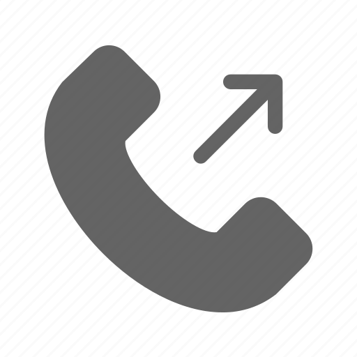 call, mobile, outcoming, phone icon