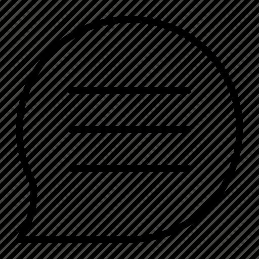 circle, comment, comment circle, message icon
