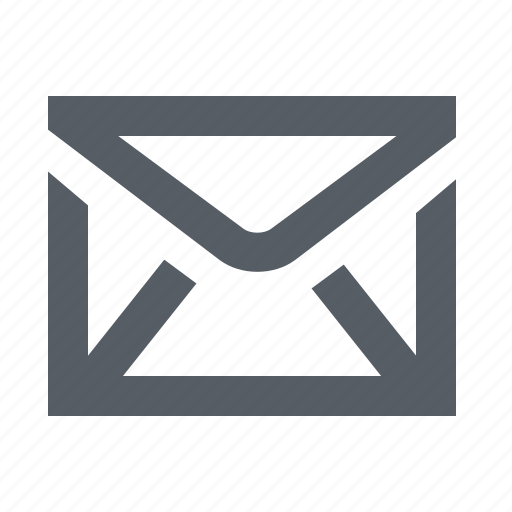 email, envelop, interface, message icon