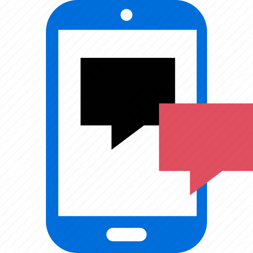 Chat, conversation, sms, talk icon - Download on Iconfinder