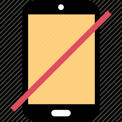 communicaton, denied, no, stop icon