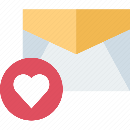 email, favorite, mail, message icon