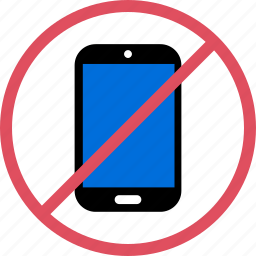 call, no, off, signal icon