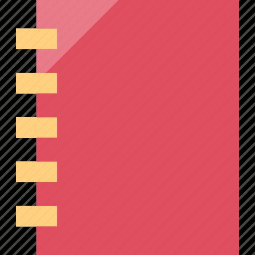 address, book, notebook icon