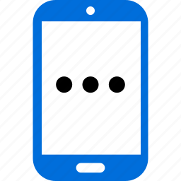 connect, dial, load, phone icon