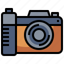camera, cameras, film, filming, technology, video, videos icon