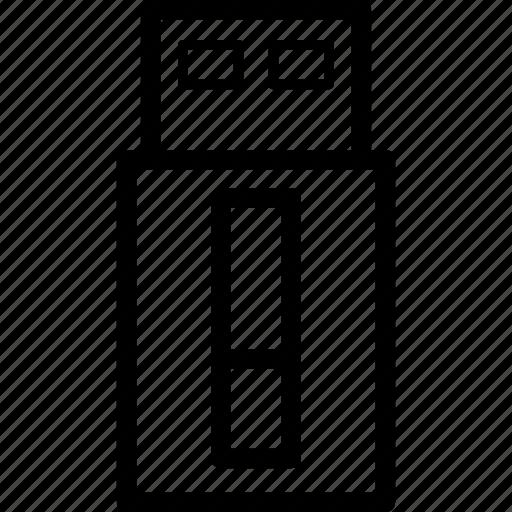 pendrive, usb icon