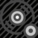 audio, cd, disc, microphone, music, record, recording icon