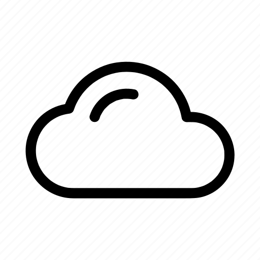 Cloud, cloudy, database, server, storage, weather icon - Download on Iconfinder