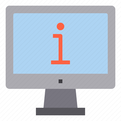 Computer, information, interface, technology icon - Download on Iconfinder