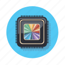 card, chip, graphic, graphics icon