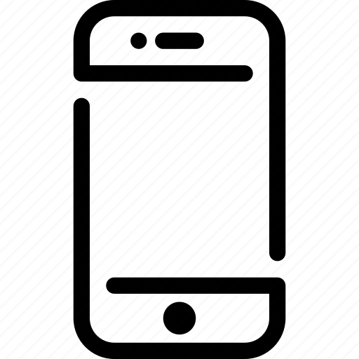mobile, phone, smartphone, touch icon