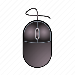 computer, device, internet, mouse, pc icon