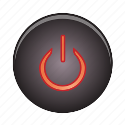 energy, off, on, power, switch icon