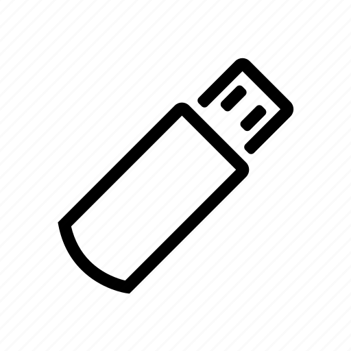 computer, data, hardware, pendrive, space, usb icon