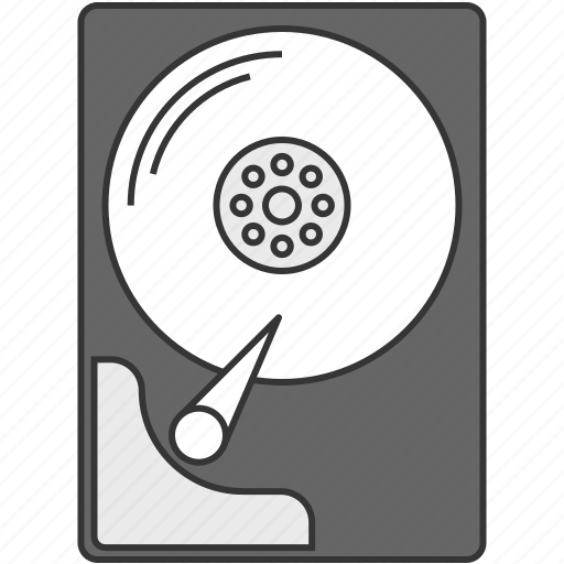 disk, hard disk, hard drive, hardware, hdd, storage icon
