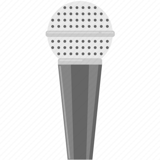 microphone, music, sing icon