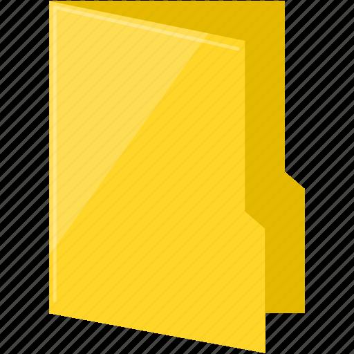 computer, file, folder icon