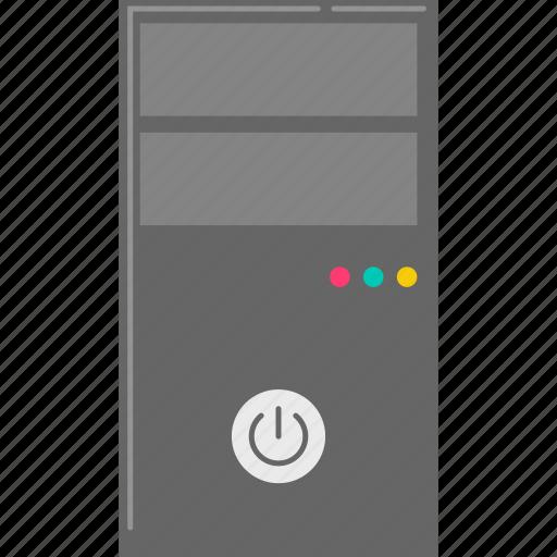 case, computer, hardware icon