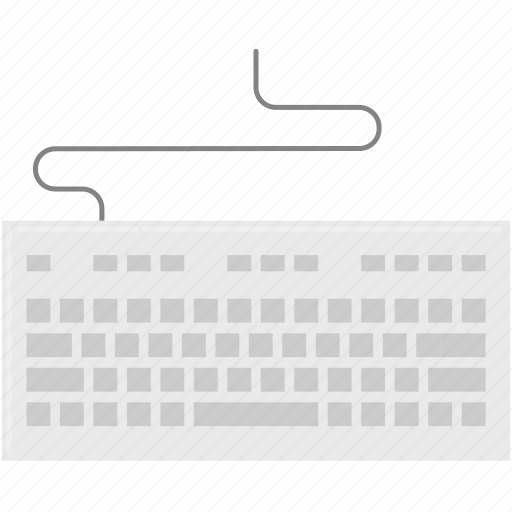 computer, keyboard, keypad, typing icon