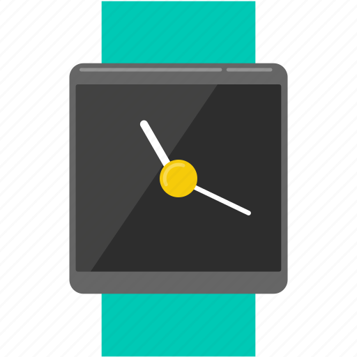 Clock, mobile, time, watch icon - Download on Iconfinder